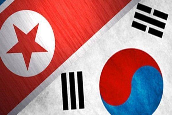 تیم 93 نفره کره جنوبی وارد کره شمالی شدند
