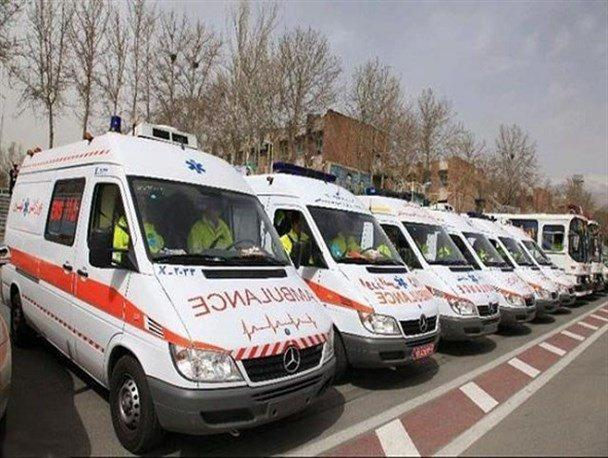 انجام سالانه 3میلیون ماموریت اورژانسی در کشور، لزوم تجهیز ایمن ناوگان اورژانس