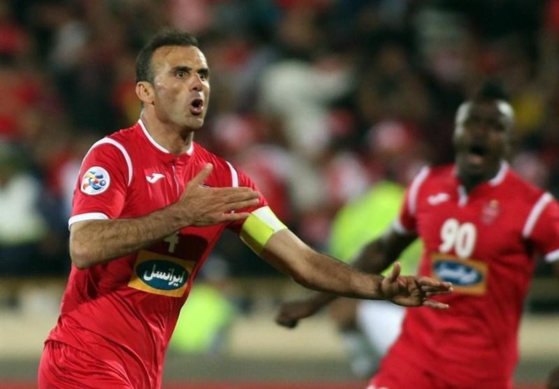 جلال حسینی: برای صعود به فینال می جنگیم، امیدوارم طرفداران به استادیوم بیایند