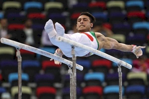 خناری نژاد: برای کسب سهمیه المپیک نفس می کشم