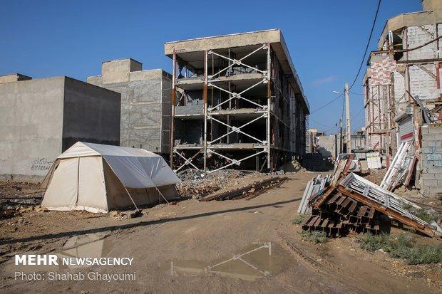 کاهش خسارات زلزله با ایمنی ساختمان ها امکان پذیر است
