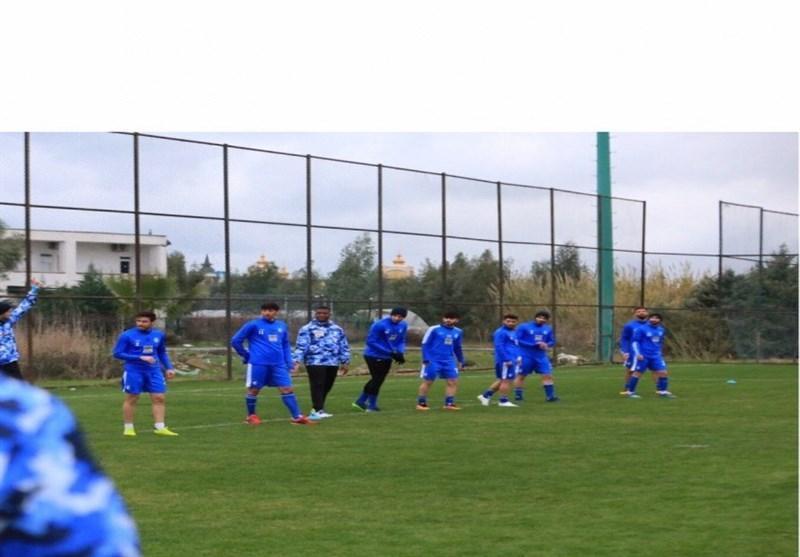 گزارش تمرین استقلال، ناراحتی بازیکنان و تمرین شوتزنی زیر نظر مجیدی