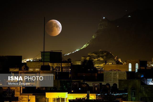 اول بهمن ماه می گیرد، شهرهایی که خسوف را می بینند