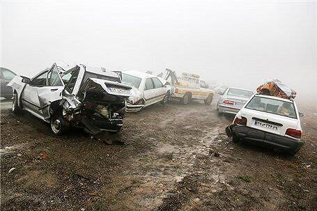 افزایش تلفات در جاده های روستایی