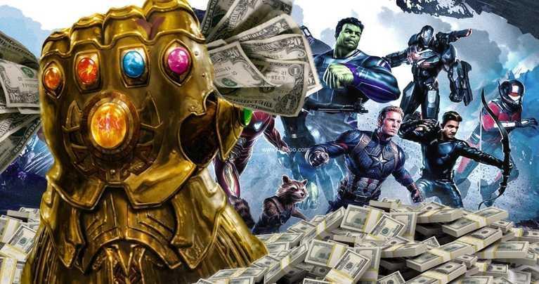 انتقام جویان: انتها بازی به فروش دو میلیارد دلاری نزدیک شد