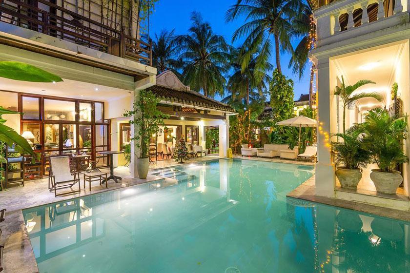 ویتنام با گسترش هتل ها، صنعت گردشگری خود را رونق می بخشد