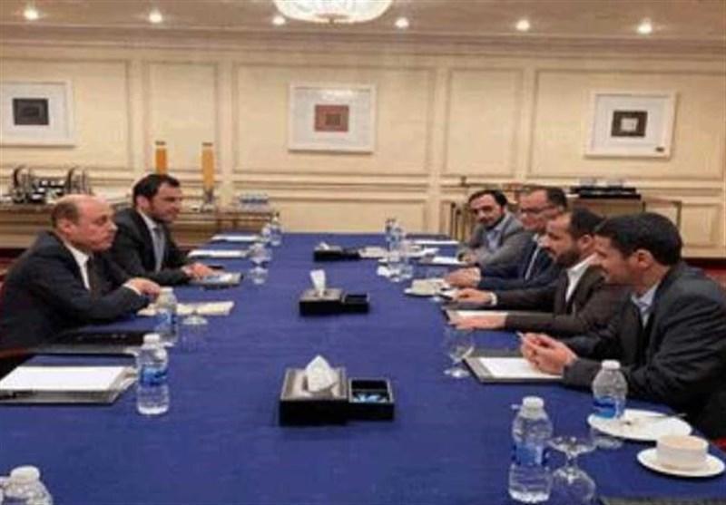 جزئیات دیدار رئیس هیئت ملی یمن و مقام سازمان ملل در مسقط