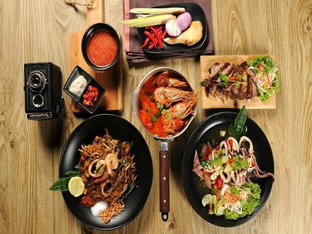 رستوران های تایلند
