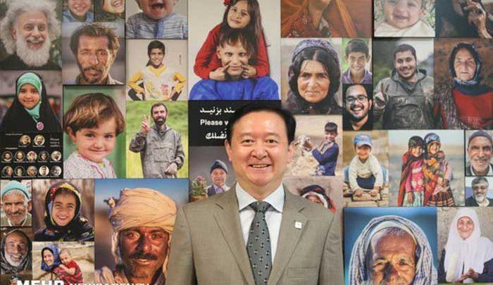 سفر 100 هزار ایرانی به چین، سفیر گردشگری ایران در چین می شوم