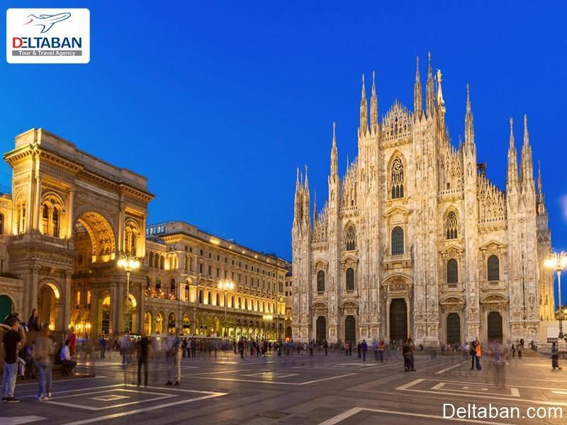 آنالیز دقیق هزینه های سفر به میلان