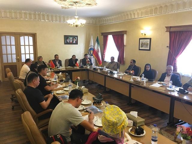 بازار گردشگری چین برای فعالان گردشگری اصفهان از اهمیت ویژه ای برخوردار است