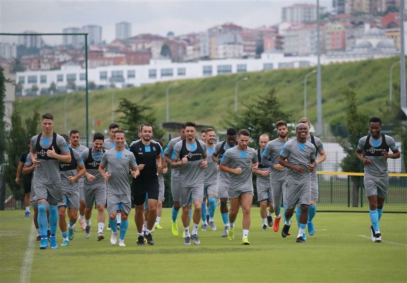 آماده سازی ترابزون اسپور با مجید حسینی برای صعود از مرحله سوم لیگ اروپا