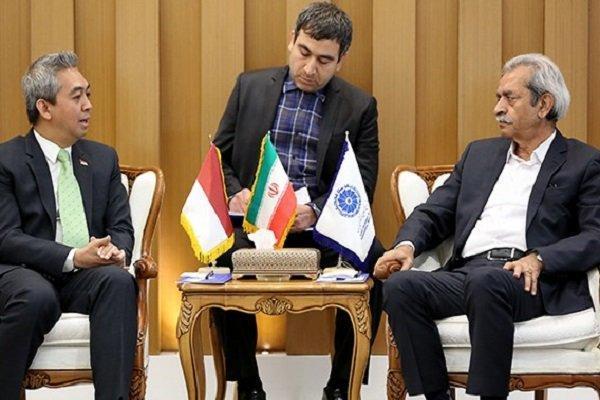 اندونزی پل ارتباط ایران با کشورهای آ.سه.آن