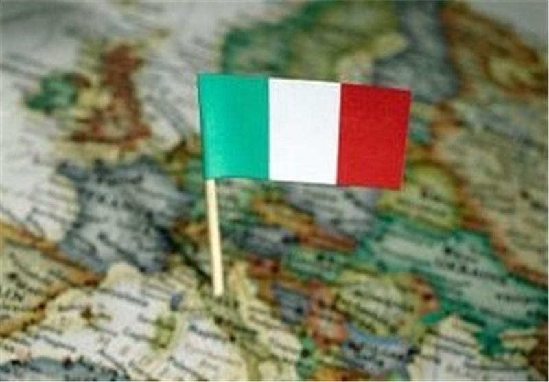 رشد مالی ایتالیا به شدت کاهش یافت