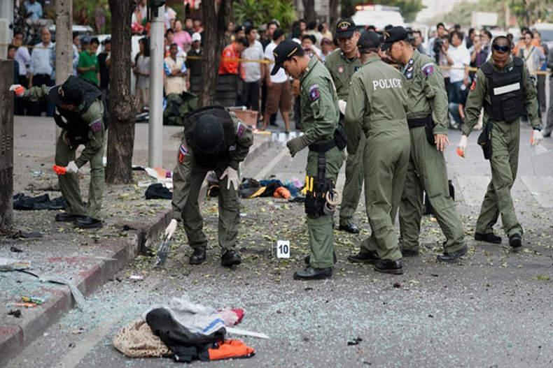 انفجار بمب در جنوب تایلند؛ 3 کشته و 6 زخمی