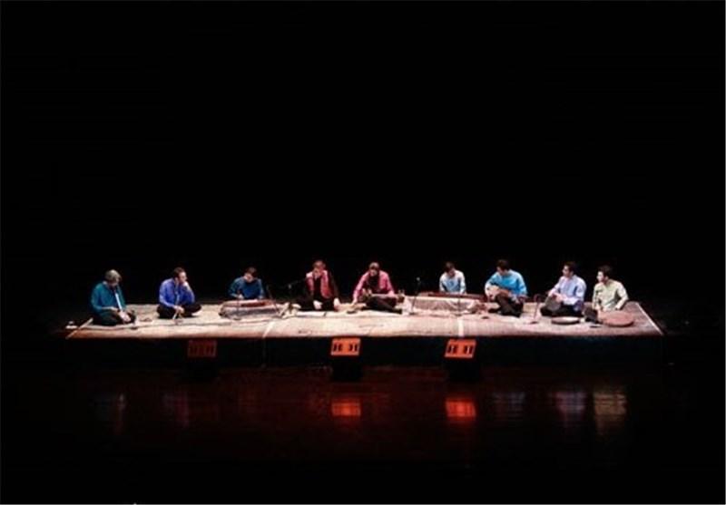 اجرای گروه های موسیقی ایرانی؛ ضرب آوا در اندونزی، یوشیج در فیلیپین