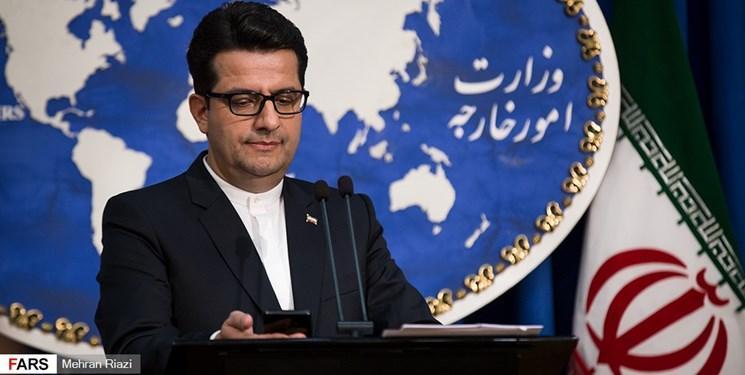 امیدواری موسوی به توسعه و تعمیق هر چه بیشتر روابط استراتژیک ایران و چین