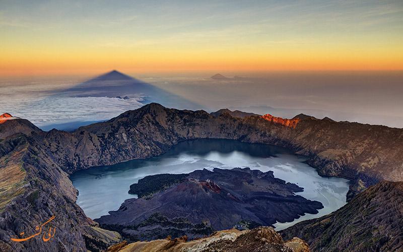 بهترین جاذبه های طبیعی اندونزی، سرزمین امید