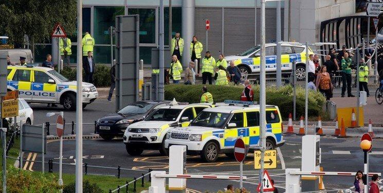 پیدا شدن بسته مشکوک باعث تخلیه فرودگاه منچستر شد