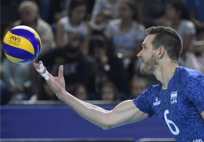 والیبال انتخابی المپیک، آرژانتین مسافر توکیو شد، کانادا بر فنلاند غلبه کرد