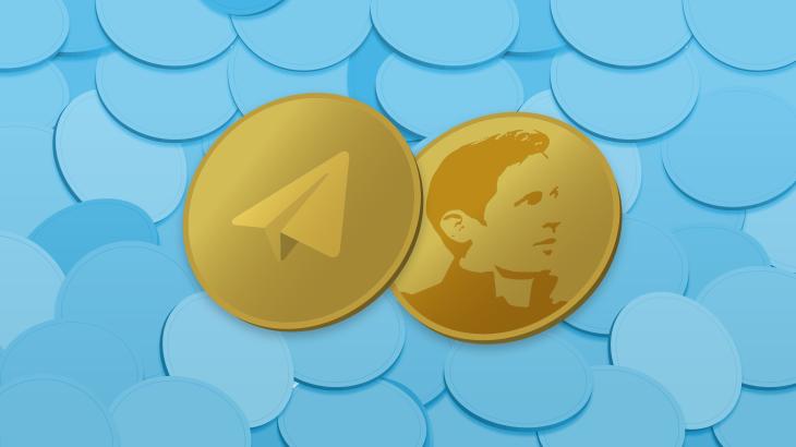 عرضه رمزارز تلگرام تا 31 اکتبر