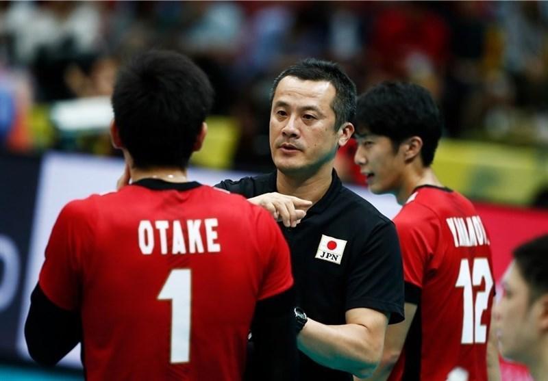 سرمربی تیم ملی والیبال ژاپن: دوست ندارم در خصوص گذشته صحبت کنم
