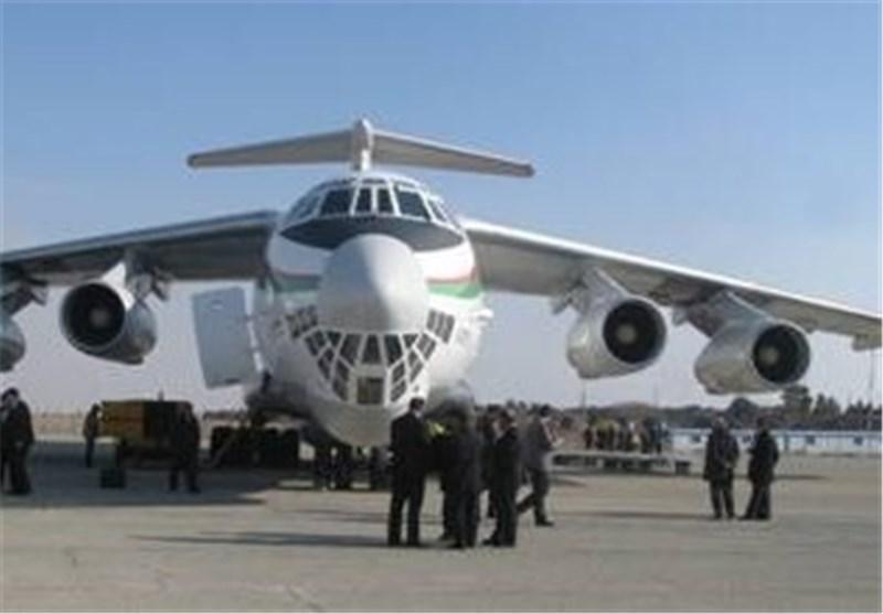 خط پرواز چین و پیغام راه اندازی شد