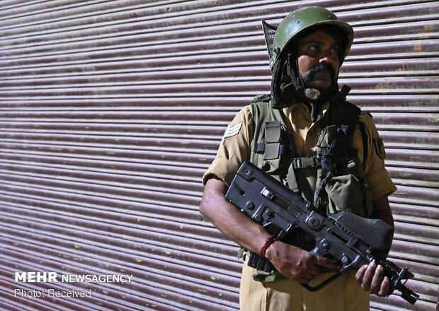 کشته شدن 2 نظامی هندی در درگیری با پاکستان