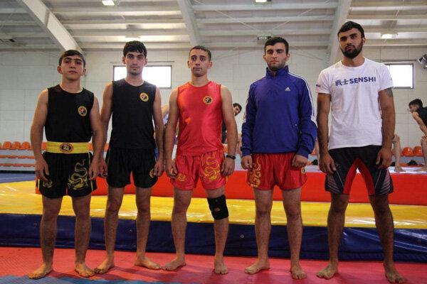 حضور تیم ملی ووشوی ارمنستان در تهران
