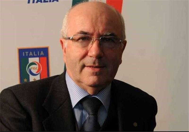 رئیس جدید فدراسیون فوتبال ایتالیا تعیین شد