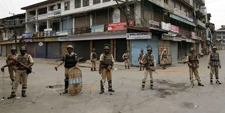 با وجود اعتراضات، هند جامو و کشمیر را دو پاره می نماید