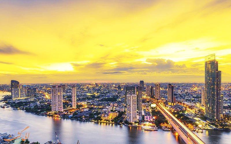 معرفی فرودگاه دن موئنگ بانکوک