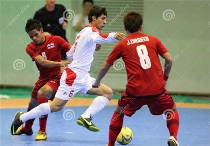 قهرمانی تیم فوتسال امید ایران در تورنمنت چین