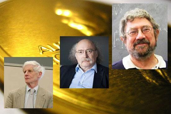 سه دانشمند انگلیسی برنده نوبل فیزیک