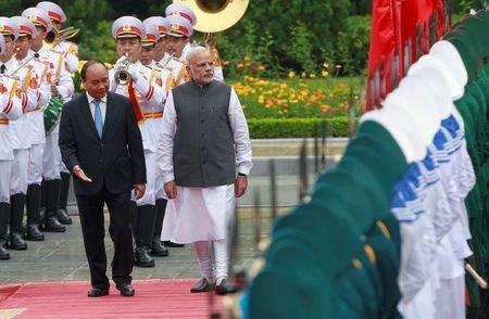 هند به ویتنام 500 میلیون دلار اعتبار دفاعی پیشنهاد داد