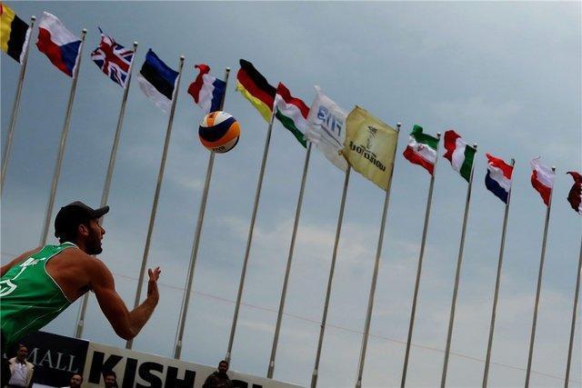 ساحلی بازان زیر 21 سال ایران راهی تایلند شدند