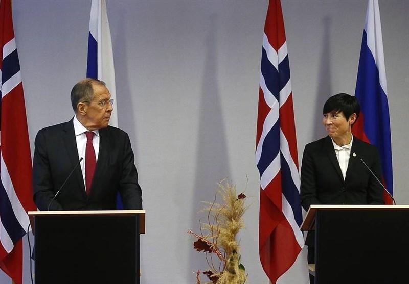 لاوروف: گسترش ناتو به شرق تهدیدی برای امنیت شمال اروپاست