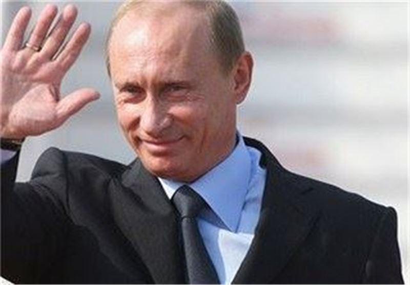 رئیس جمهور روسیه وارد هند شد