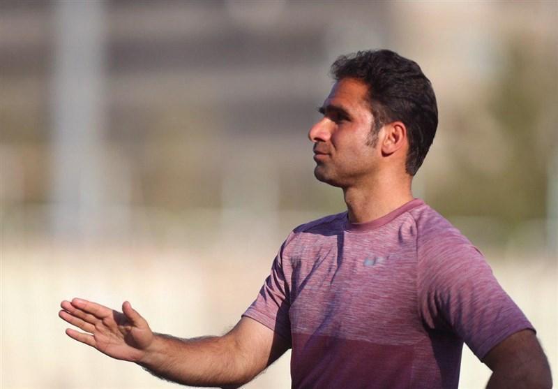 صادقی: انگیزه زیادی برای بازی مقابل استقلال داریم، باشگاه باید توضیح دهد چرا محل برگزاری بازی عوض شد
