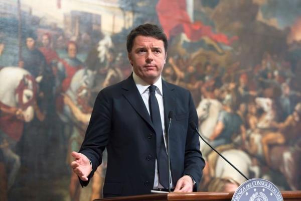 ماتئو رنزی چرا کناره گیری کرد؟، اقتصاد ایتالیا بر لبه پرتگاه