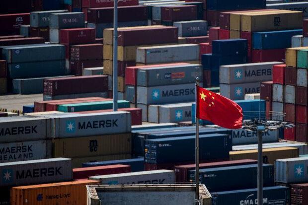 تراز تجاری چین با آمریکا 24.60 میلیارد دلار شد