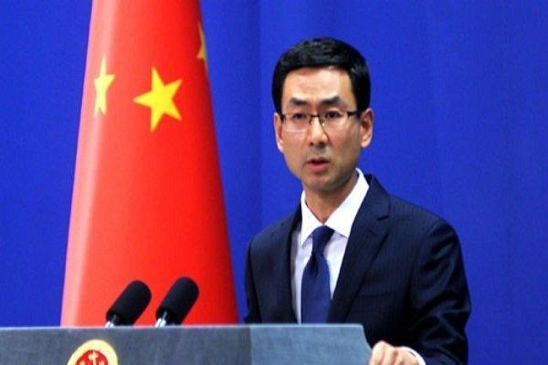 پکن: ارتش فضائی آمریکا تهدید صلح و امنیت است