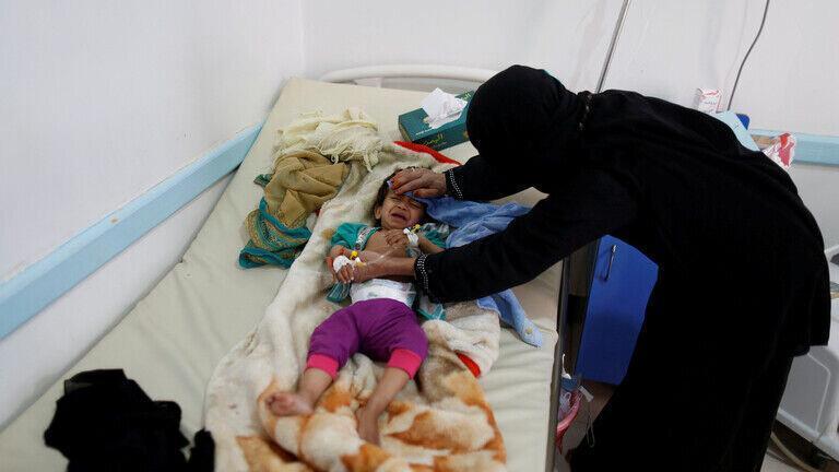 حالت فوق العاده در الحدیده یمن پس از شیوع تب دنگی و مالاریا