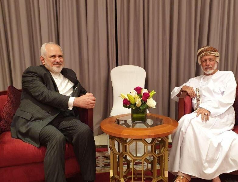 شروع دور دوم گفتگوی ظریف در عمان، عکس
