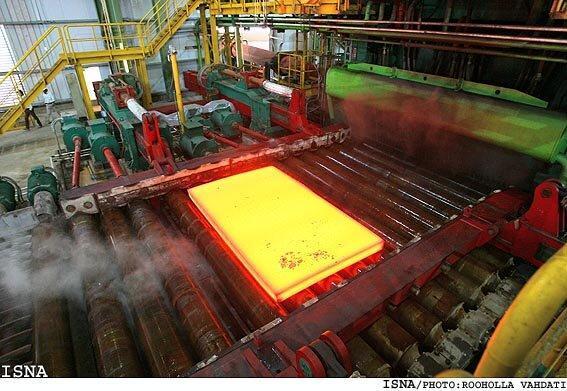 رکورد سالانه صادرات فولاد اکسین خوزستان شکسته شد