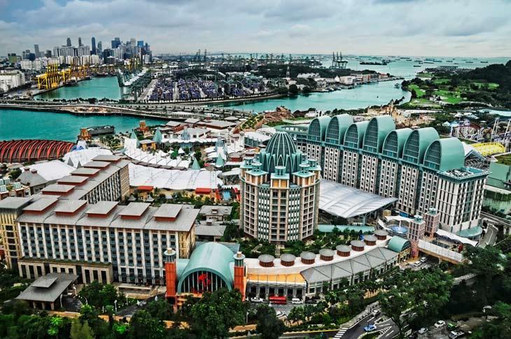 سنگاپوربهشتی در آسیا