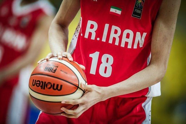 16 تیم حاضر در رقابت های بسکتبال جوانان آسیا معین شدند