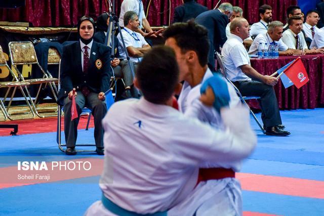 پسران نوجوان کاراته قهرمانی آسیا شدند، 8 مدال به دختران و پسران ایران رسید