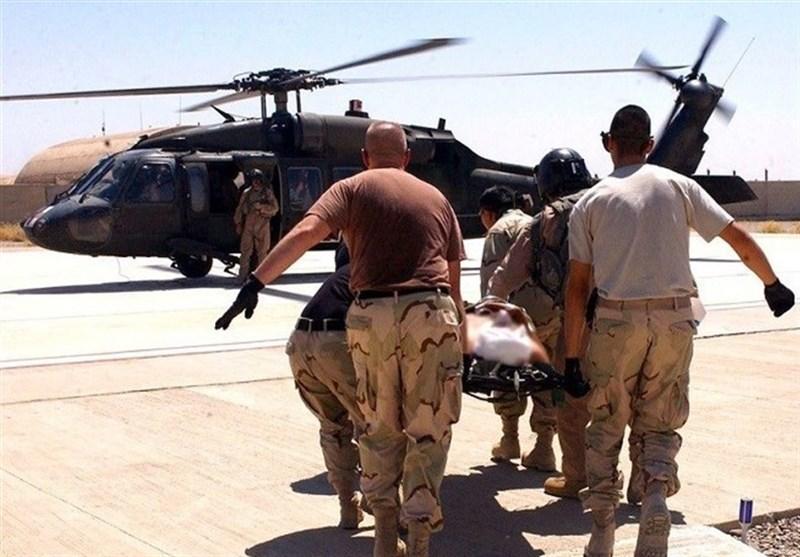 فرماندهی تروریست های آمریکایی: مصدومان بیشتری از عین الاسد در راه است
