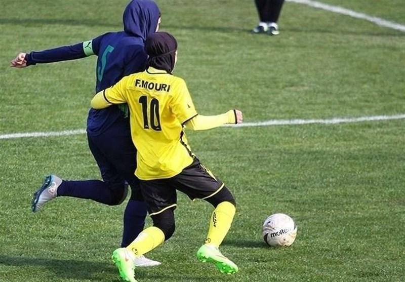 لیگ برتر فوتبال بانوان، رجحان پرگل صدرنشین در خوزستان